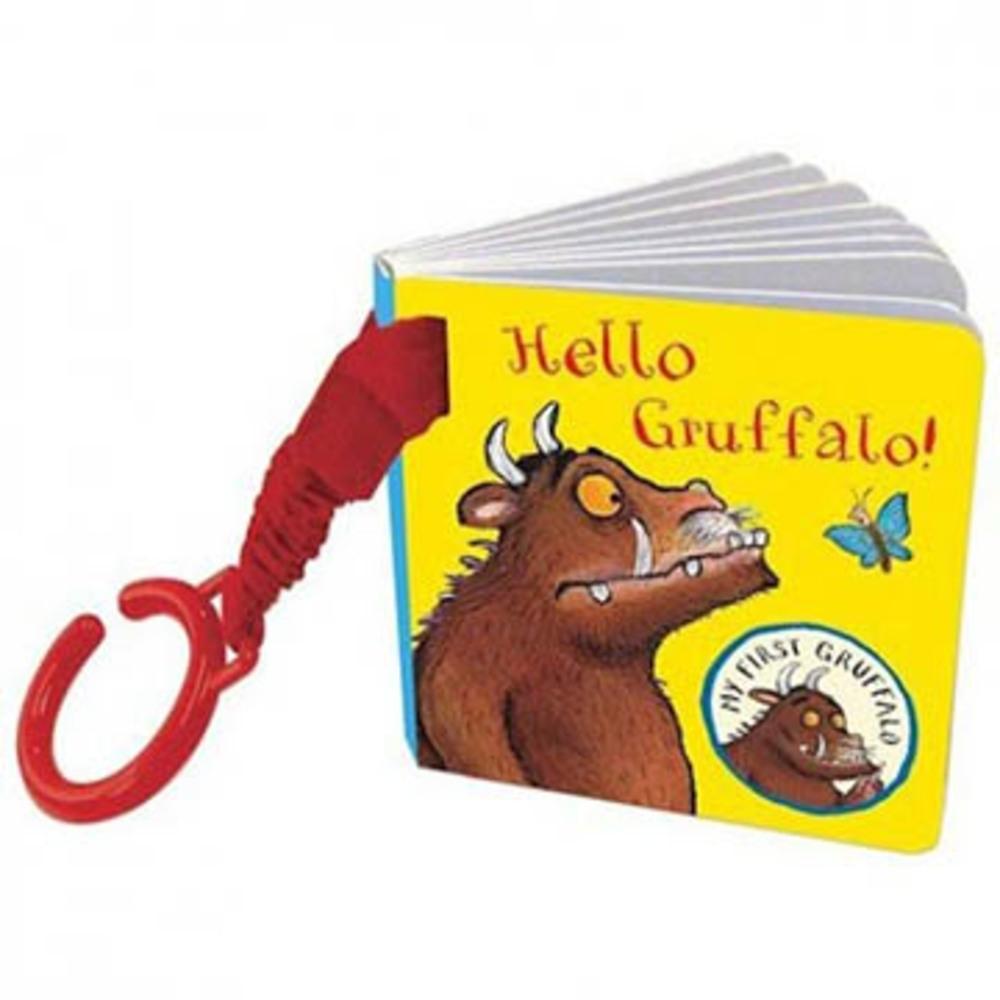 My First Gruffalo:Hello Gruffalo! 哈囉!古肥玀硬頁吊掛書