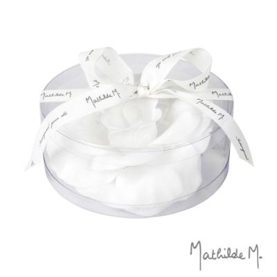 Mathilde M. 法國瑪恩 大玫瑰香水皂片20g-茉莉花香
