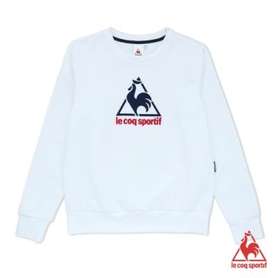法國公雞牌圓領T恤 LWM2330290-中性-白