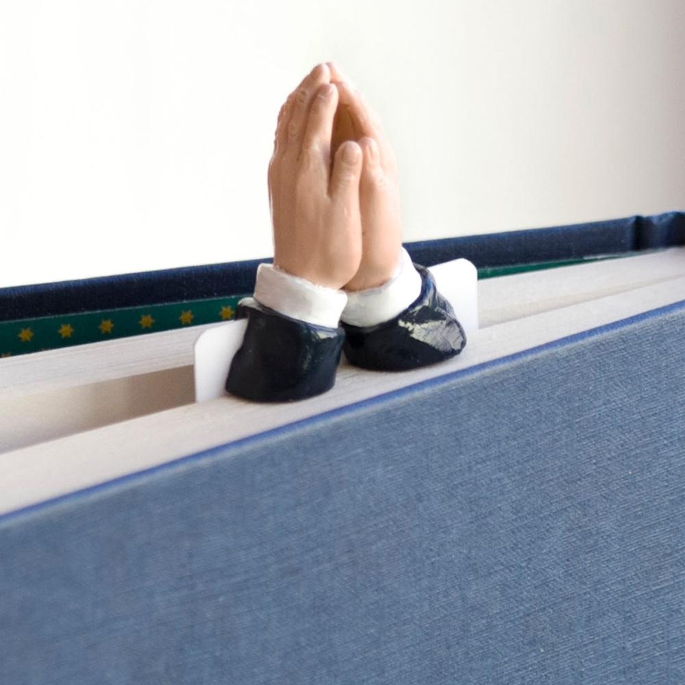 myBookmark手工書籤-禱告的力量