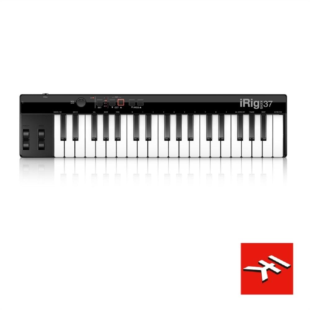 IK Multimedia iRig KEYS 37 MIDI鍵盤控制器