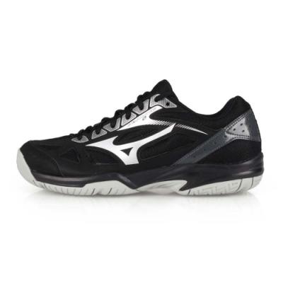 MIZUNO 男女 排球鞋 CYCLONE SPEED 2 黑黑銀