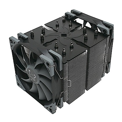 Scythe 鐮刀 SCNJ-5000 忍者5 雙風扇 CPU散熱器