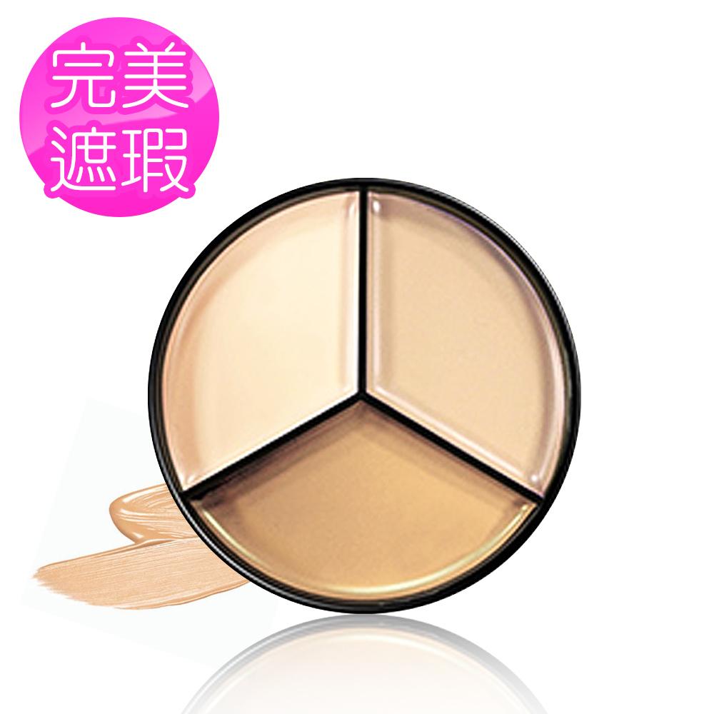 UNICAT XMEILIN彩妝大師 全方位三色遮瑕膏(專業完美)