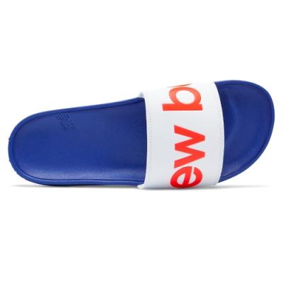 New Balance 涼鞋 拖鞋 SMF200P1 男女鞋 藍