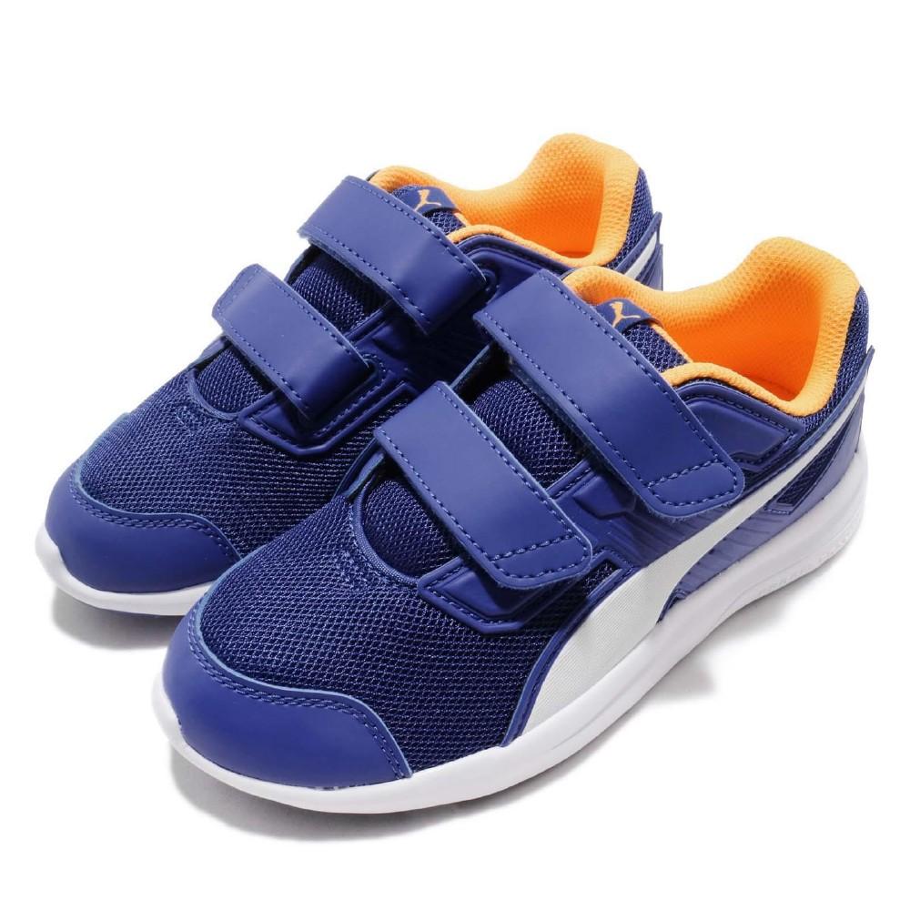Puma 慢跑鞋 Escaper Mesh V 運動 童鞋
