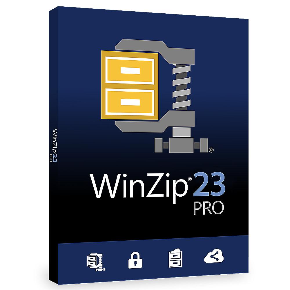 WinZip Pro 23 專業版盒裝(中/英)