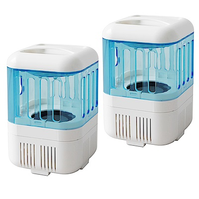 南亞輕巧型USB捕蚊燈(二入超值組) EF-668