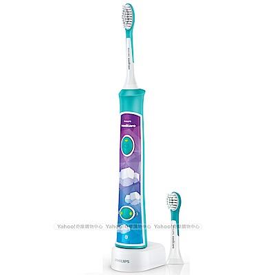 PHILIPS飛利浦 Sonicare新一代兒童音波震動牙刷/電動牙刷 HX6322/04