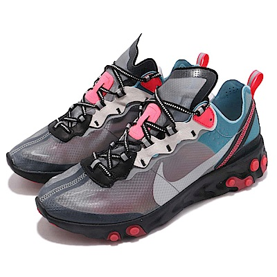 Nike 慢跑鞋 React Element  87  男女鞋