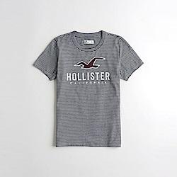 Hollister HCO  短袖 T恤 黑色 1074