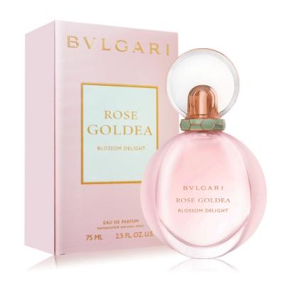BVLGARI 寶格麗 歡沁玫香女性淡香精 Rose Goldea Blossom Delight 75ml EDP-香水航空版