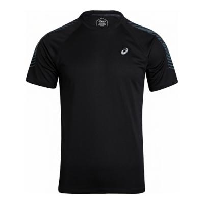 ASICS ICON跑步短袖T恤  2011B207-001