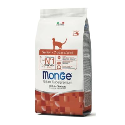 Monge瑪恩吉 天然全能 高齡貓糧(雞肉)400g 2包