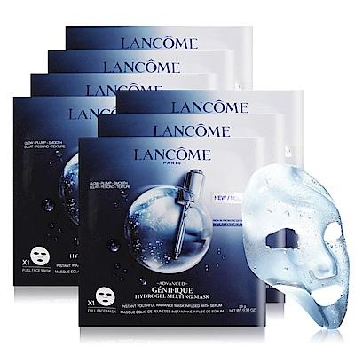 LANCOME 蘭蔻 超進化肌因活性凝凍面膜28gX7 [7pcs/正貨容量超值組]