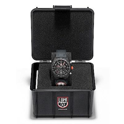 LUMINOX 雷明時Bear Grylls Survival 貝爾求生系列計時腕錶 A3781