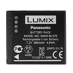 Panasonic DMW-BLH7E 原廠鋰電池(密封包裝)
