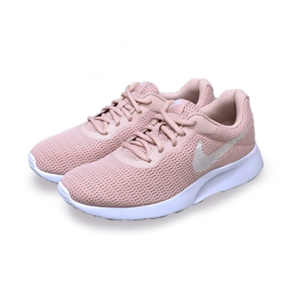 NIKE 慢跑鞋 女鞋 輕量 透氣 運動鞋 休閒鞋 粉 812655202 WMNS  TANJUN