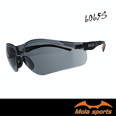 MOLA摩拉運動安全太陽眼鏡 護目鏡 腳長度角度可調 超輕量 男女可戴 SA-6065S