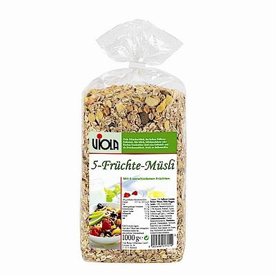 Viola 綜合水果穀片(1kg)x2袋裝