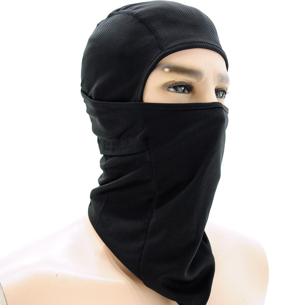 網眼速乾透氣防曬頭套