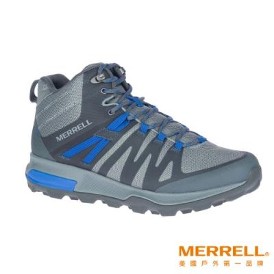 MERRELL ZION FST MID WP中筒防水登山男鞋(ML035345)