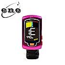 ENO ET32A RD 夾式調音器 桃紅色 金屬面板限定款