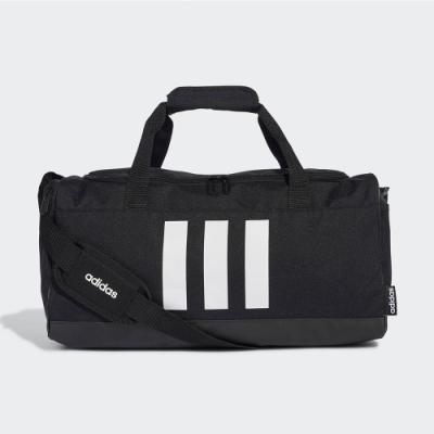 ADIDAS 手提旅行袋 運動 健身包 側背包 黑白 GE1237 3S DUF S