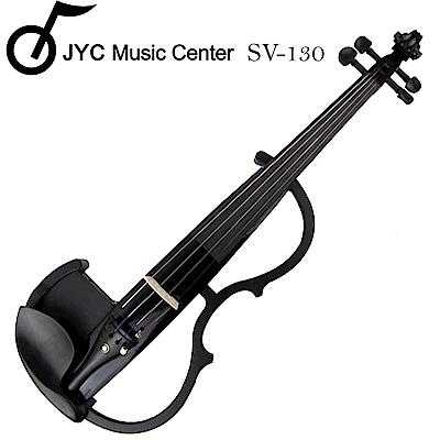JYC SV-130靜音提琴-黑色
