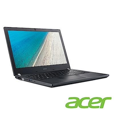 Acer TMP449 14吋商用筆電(i5-8250U/8G/256G SSD/黑)