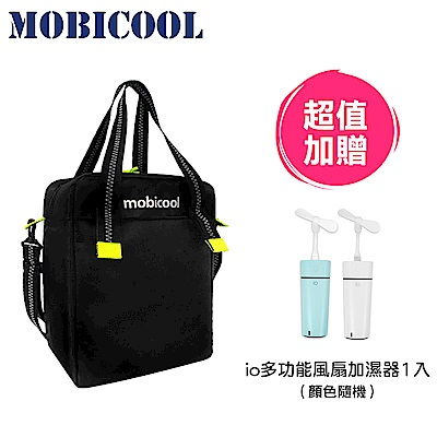MOBICOOL SAIL 14 保溫保冷輕攜袋/酒袋 ( 黑色 )