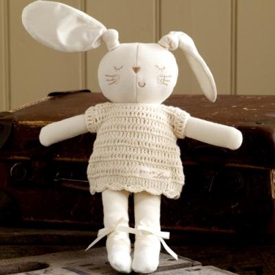 英國「Natures Purest」天然純綿-女孩賓尼兔