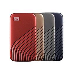 WD 1TB 3.5吋外接SSD