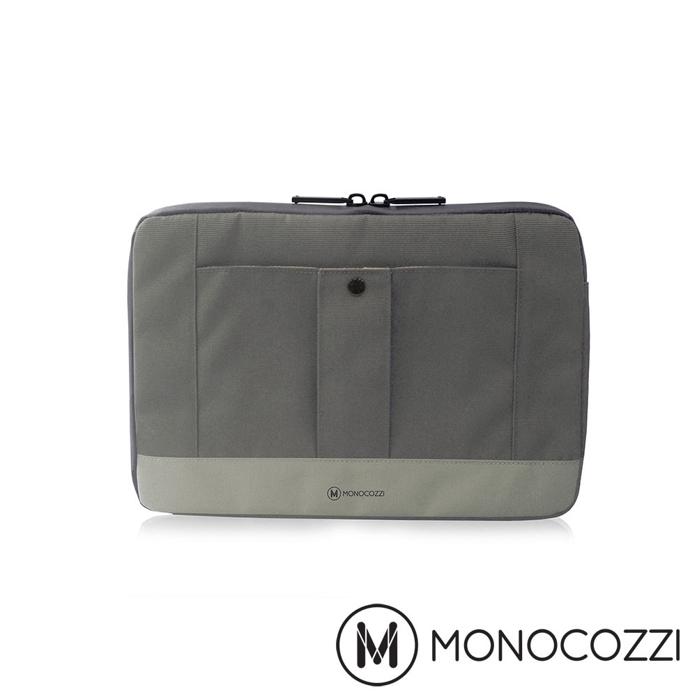 MONOCOZZI Gritty 保護內袋 for Macbook Pro 15吋-深灰