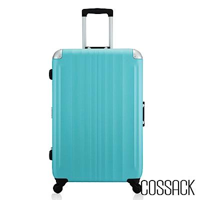 Cossack- SPIRIT 2風度- 29吋PC鋁框行李箱-霧藍
