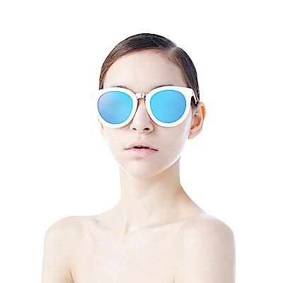 BVH 壓克力金屬拼接太陽眼鏡