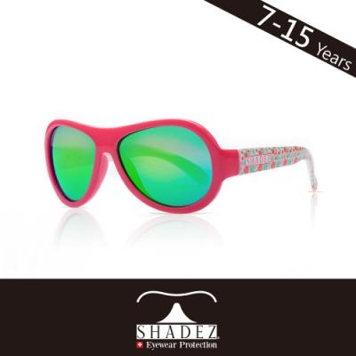 瑞士SHADEZ 兒童太陽眼鏡SHZ-52(年齡7-15)--漾紫蝴蝶