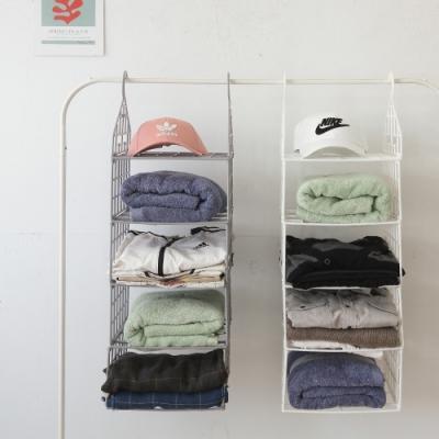 完美主義 四層吊掛置物架/收納架/衣物收納(2色)