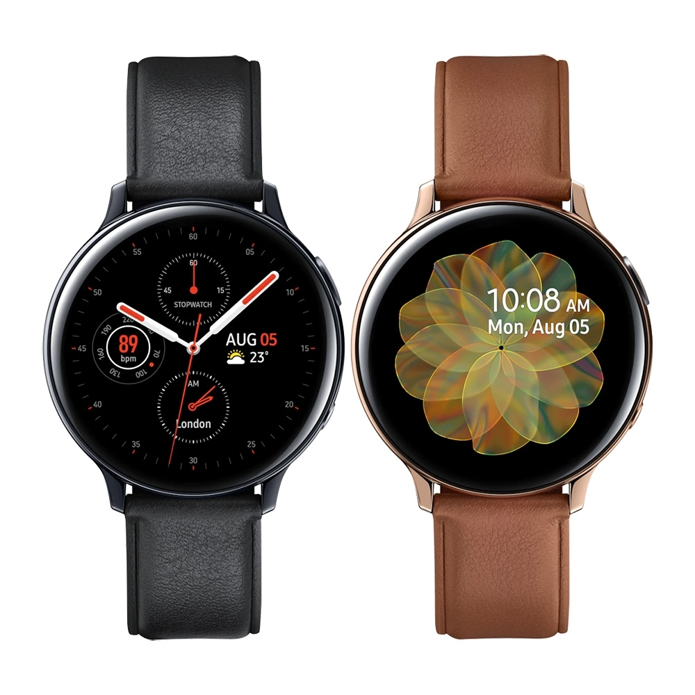 Samsung Galaxy Watch Active2 44mm不鏽鋼藍牙 R820