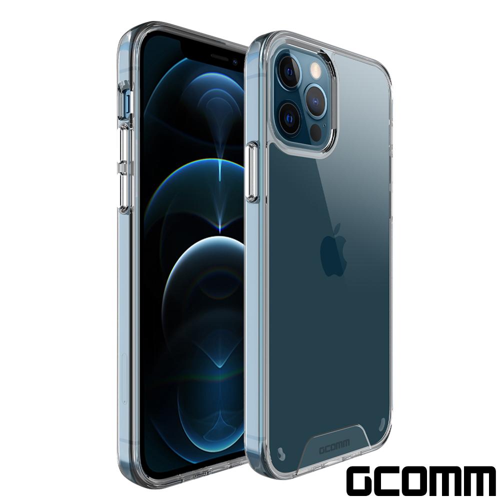 GCOMM iPhone 12/12 Pro 晶透軍規防摔殼 Crystal Fusion