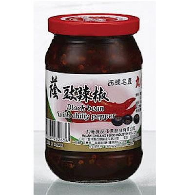 丸莊‧蔭豉辣椒(大)(共六罐)