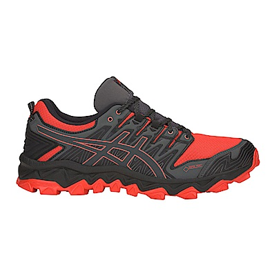 Asics Gel-FujiTrabuco7 G-TX跑鞋1011A209紅
