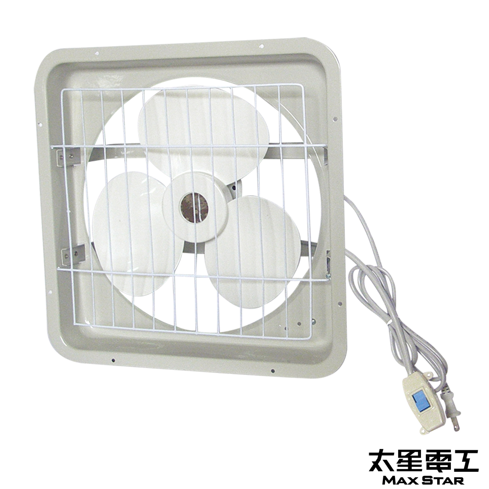 太星電工 14吋壁式通風扇(吸排風機) WFC14