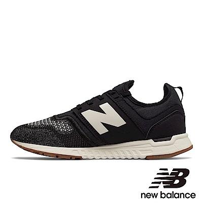 New Balance 復古鞋 WRL247TE 女性 黑色