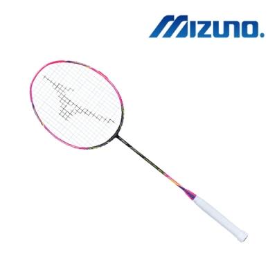 Mizuno CARBO PRO Series羽球拍 粉紅x黑73TTB92003
