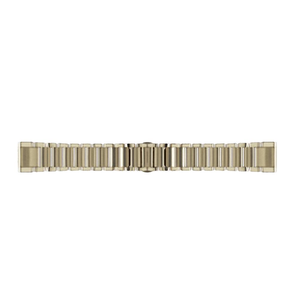 GARMIN QUICKFIT 20mm 香檳金錶帶