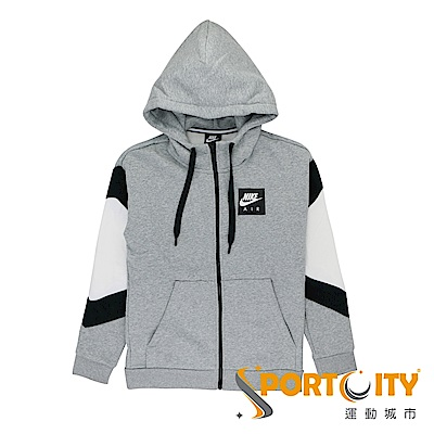 NIKE AS M NSW AIR HOODIE 男連帽外套 灰 928630063
