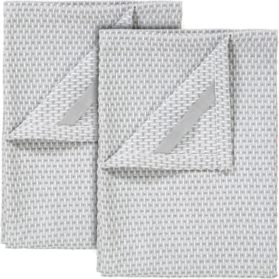 《BLOMUS》編織紋桌巾2入(灰)