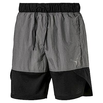 PUMA-男性訓練系列Vent 9吋短風褲-瀝青灰-歐規