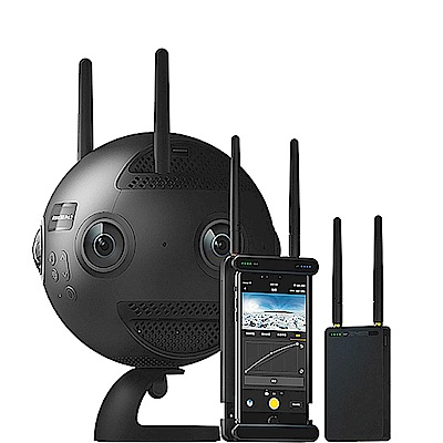 Insta360 PRO 2 8K VR 專業級360°全景相機 (公司貨)